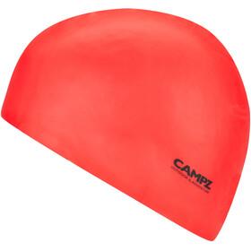 CAMPZ Swimming Cap, rojo